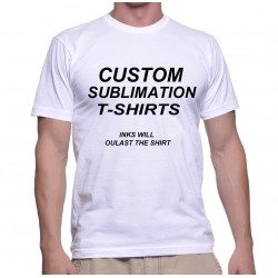 Sublimation Custom T-Shirts